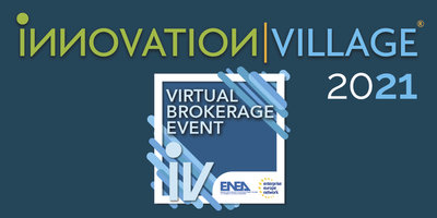 Evento de Brokerage Virtual   Innovative Village 2021