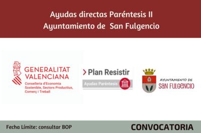 Ayudas Económicas Covid 19 - Ayuntamiento de San Fulgencio