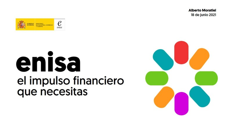 Presentación de Alberto  Moratiel de ENISA