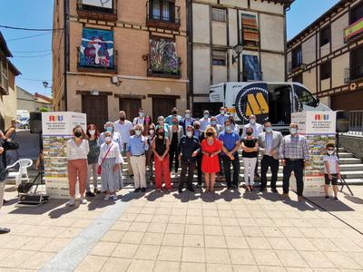 27 pequeñas localidades se unen para lanzar la Red Nacional de Pueblos Acogedores para el Teletrabajo