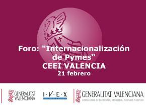 Área Internacionalización IVEX
