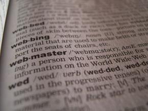 ¿ Cómo elegir un webmaster?