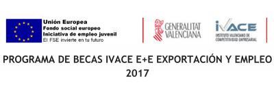 Becas IVACE E+E 2017