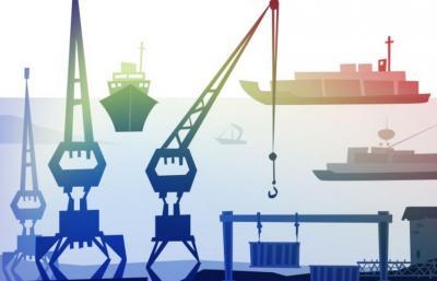 El Comercio Internacional: transporte marítimo y operativa portuaria.