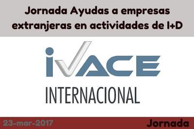 Jornada Ayudas a empresas extranjeras en actividades de I+D