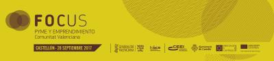 Banner Focus Pyme y Emprendimiento Castellón 2017 c