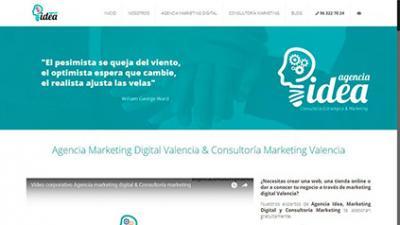 diseño pagnas web Valencia