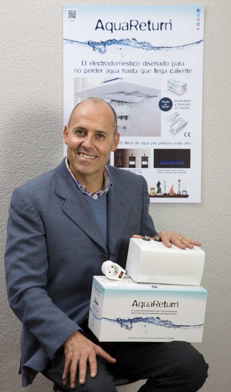 Alfonso Cuervo-Arango, AquaReturn
