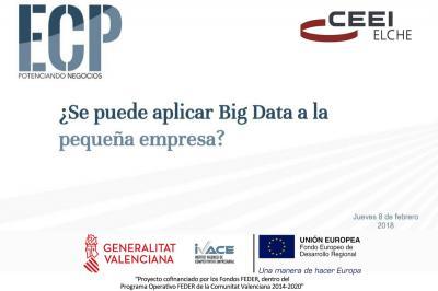 Cómo aplicar el Big Data en la pequeña empresa