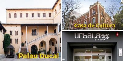 Ubicacion Focus Pyme y Emprendimiento Comunitat Valenciana 2018