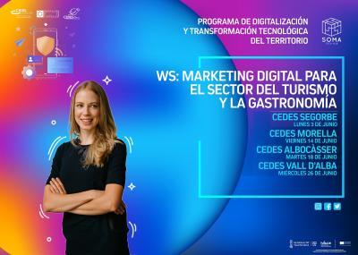 Marketing Digital para el sector del turismo y la gastronomía