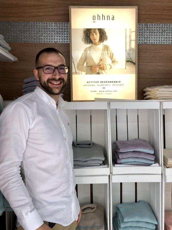 Xavier Linares CEO Ohhna