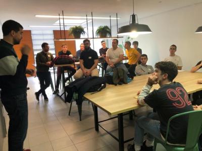 Xarxatec activa en CEEI Castellón acciones para conectar la formación del talento tecnológico y la empresa