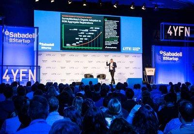En el marco del MWC en Barcelona se convocan inversores, startups e instituciones que buscan un impacto social