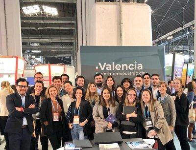 Valencia muestra músculo en el Tech Spirit Barcelona