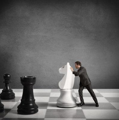 Estrategia empresarial covid