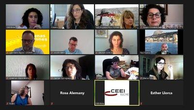 Comité Organizativo Marina Alta