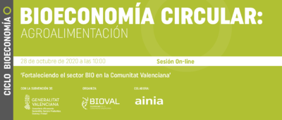 Bioeconomía Circular: Agroalimentación