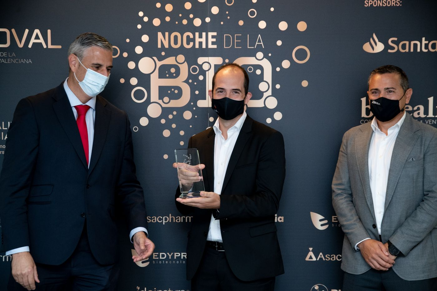 BIOVAL premia a Rithmi, Forest Chemical, Neval y Quibim como mejores firmas biotech del año
