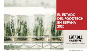 informe Foodtech 2020