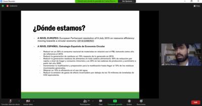 CEEI Castellón apunta la necesidad actual de pasar de la empresa lineal a la circular