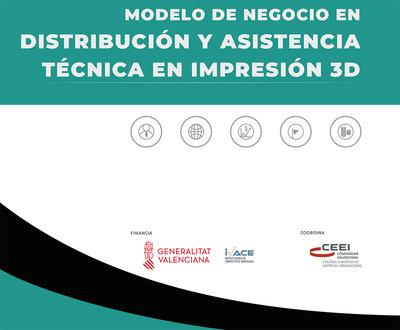 Distribución y asistencia técnica en impresión 3D