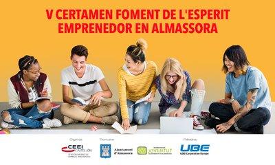 V Certamen Foment de l'Esperit Emprenedor en Almassora