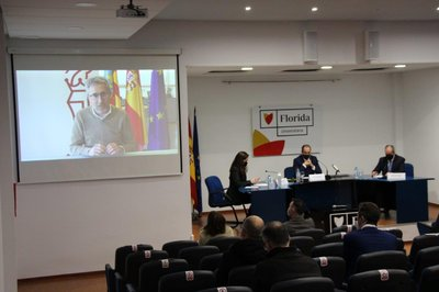 El sector logístico valenciano aborda sus retos y próximos desafíos en Florida Universitària