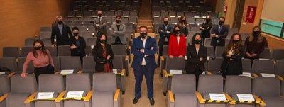 Asamblea AJEV celebrada ayer