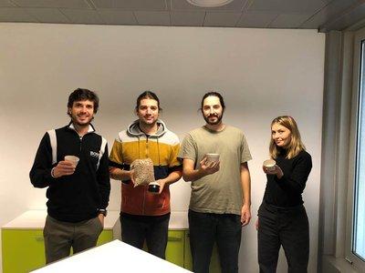 Oimo, la startup ganadora de la VIII Edición del Premio Emprendimiento de la Fundación Caja de Ingenieros