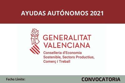 Ayudas Autonómos 2021