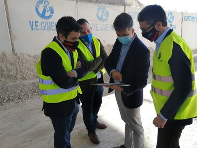 CEEI Castellón y PortCastelló impulsarán proyectos innovadores en el sector logístico-portuario