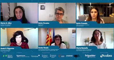 La segunda jornada del Womanation Congress ha contado con la intervención de más de 50 mujeres referentes