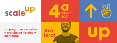 Banner Cabecer 4 edicion SCALE UP