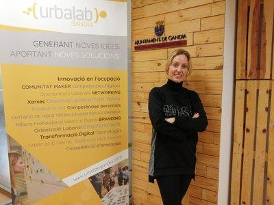 Paula Fayos en Urbalab