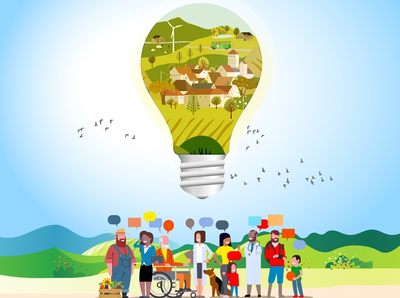 Rural innovation: developing real solutions for smart and resilient rural areas in Europe