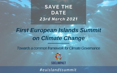 First European Island Summit on Climate Change