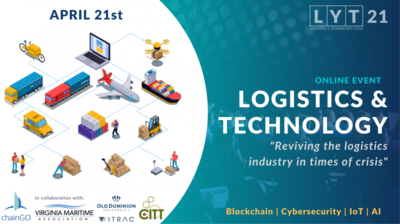 Online Event: Logistics & Technology LYT21 USA