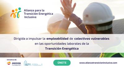 Convocatoria de la primera Alianza para la Transición Energética Inclusiva