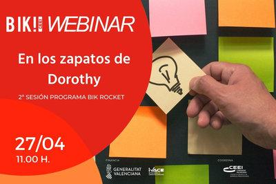 En los zapatos de Dorothy (Principios del Design Thinking)
