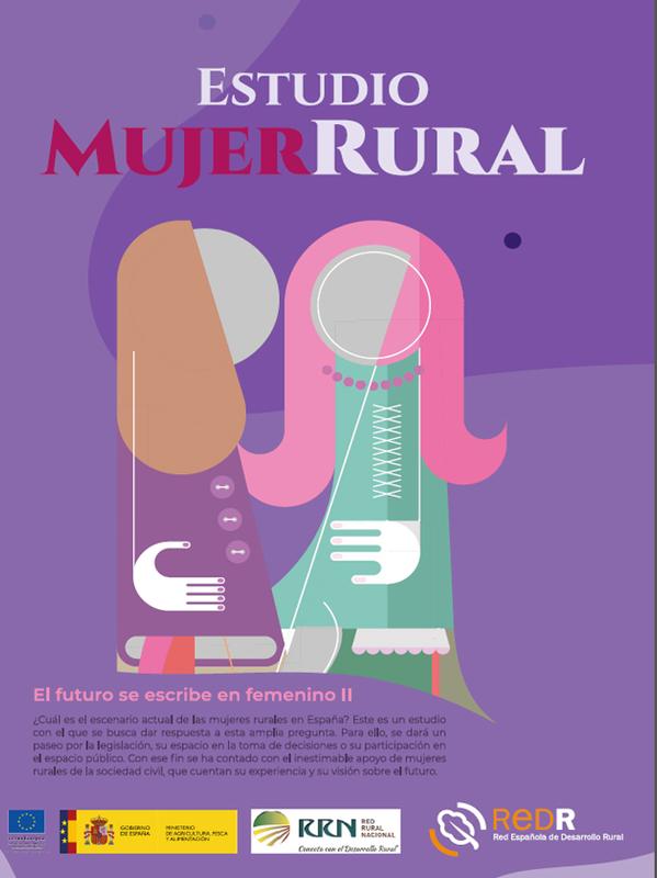 REDR lanza la publicación 'El futuro se escribe en femenino II', un análisis de la situación actual de las mujeres rurales