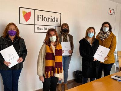Florida Universitària entra a formar parte de la red internacional 'Aromas Itinerarium Salutis'