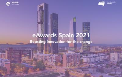 Convocatoria 20ª edición de los Premios al emprendimiento eAwards de la Fundación Everis