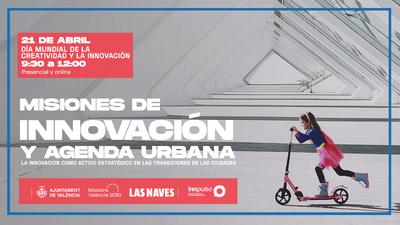 València presenta su estrategia urbana para 2030 en una jornada el Día Mundial de la Innovación