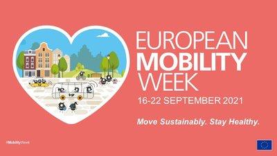 Semana Europea de la Movilidad 2021