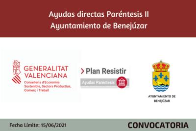 Ayudas Económicas Covid 19 - Ayuntamiento de Benejúzar